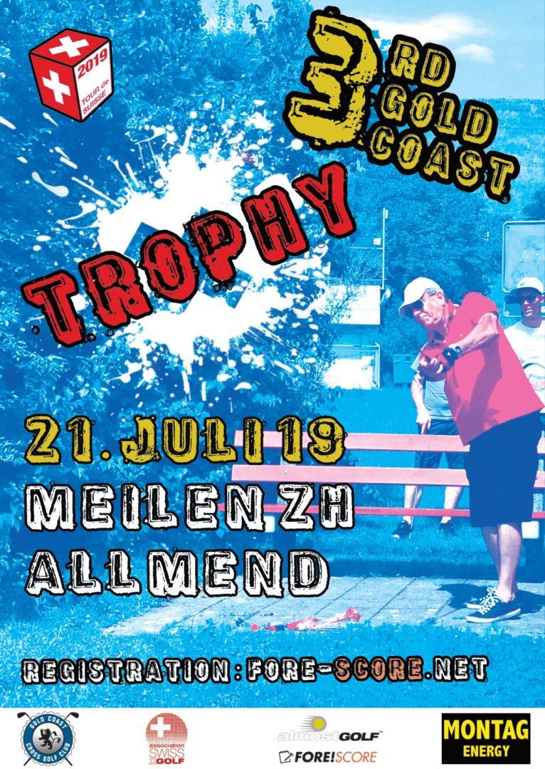 3rd Goldcoast Trophy